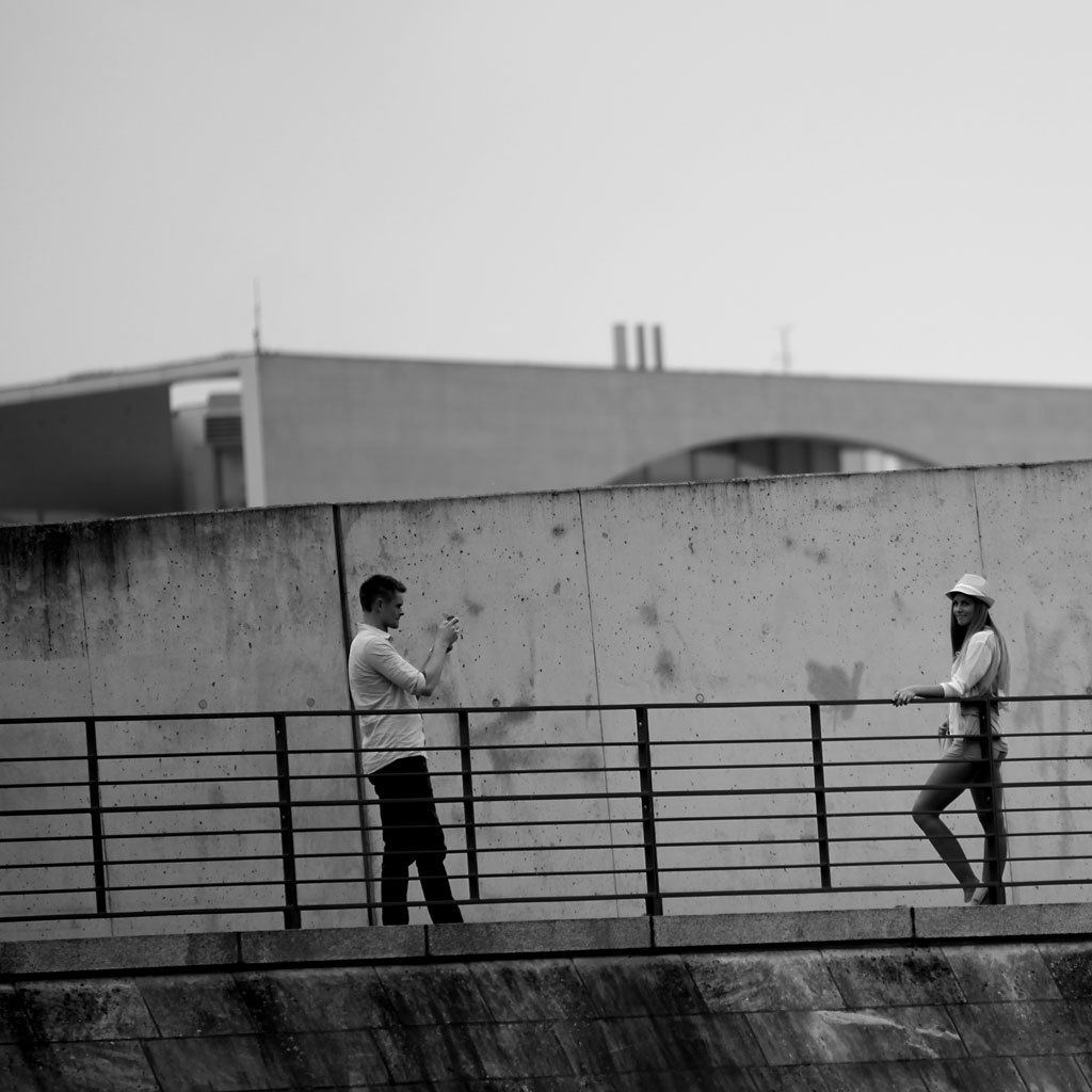 Straatfotografie, Berlijn
